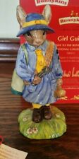 Royal Doulton - Bunnykins Figurines Girl Guide Db 431 2007 Rdicc