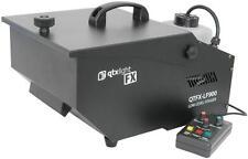 QTX 160.447 QTFX-LF900 Low Level Fogger 900W Fog Machine 4000Cu Ft/Min - New
