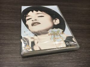 MADONNA DVD THE IMMACULATE COLLECTION SEALED