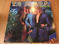 "*RARE* 1985 ""TA MARA AND THE SEEN"" JESSE JOHNSON VINYL LP ALBUM RECORD (PRINCE)"