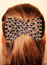 Magic Hair Clip EZ double comb Over 25 Different Hair styles for Women/Ladies xv