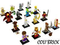 Lego 71008 minifigure serie 13 - Choisissez votre figurine - lot kg NEUF NEW