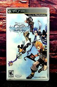 Kingdom Hearts Birth by Sleep PSP - Sony PlayStation Portable - Brand NEW Sealed