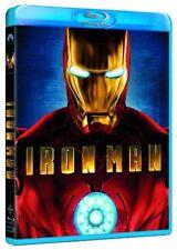 Marvel Blu-ray Iron Man 2008 Film - Fantascienza
