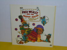 LP - FREDWESLEY AND THE HORNY HORNS - A BLOW FOR ME A TOOT TO YOU