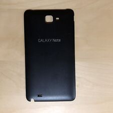 OEM Samsung Galaxy Note 1 Back Door Battery Cover Black