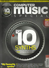 COMPUTER MUSIC SPECIAL TOP 10 SYNTHS 2012 ( SOFT SYNTH COLLECTION / SAMPLES  &