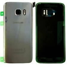 Samsung GH82-11384B Coque Arrière pour Galaxy S7 - Argent