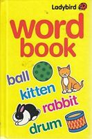 Very Good, My First Learning Book:Word Book (My First Learning Books), Collins,