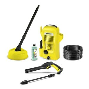 Karcher K2 PRESSURE WASHER 2021 MODEL HOME KIT INCLUDED - EXTRA YEAR WARRANTY