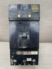 Square D Ka36150, 150 Amp, 600 Volts, 3 Pole Thermal Magnetic Circuit Breaker