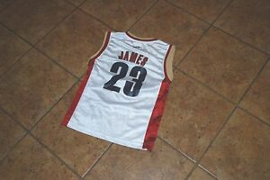 Cleveland Cavaliers LeBron James Adult 2XL #23 Jersey by Reebok