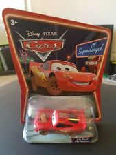 DISNEY Pixar Cars Supercharged DIRT TRACK LIGHTNING MCQUEEN Original HTF