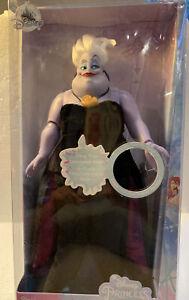 Disney Ursula Singing Doll - The Little Mermaid  New In Box