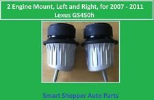 Engine Mount, Left and Right, for 2007 2008 2009 2010 2011 Lexus GS450h