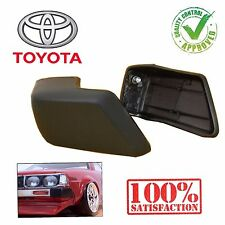 New Toyota Corolla KE70 KE72 TE70 REAR Bumper Corner Guard TE71 End Cap 1 Pair