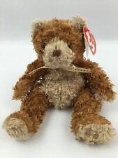 Ty Beanie Baby Whittle the Bear Ear Tag Retired November 19, 2003