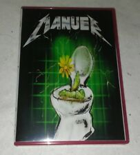 Manuer 002 dvd rare uncut edition underground signed numbered sov gore