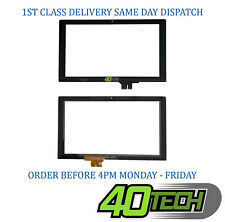 More details for for asus vivobook s200 s200e q200 netbook touch screen digitizer glass black