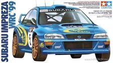 Tamiya Subaru Impreza WRC '99 1/24 Scale Kit #24218