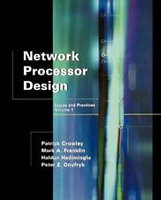 The Morgan Kaufmann Series in Computer Architecture and Design: Network...