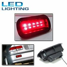 Civic Acura Accord Rear Bumper Red Fog Brake Light Lamp EK9 EG6 LED EG EK DA EJ