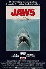 "JAWS POSTER ""LICENSED"" BRAND NEW"