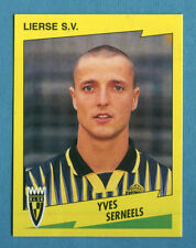 FOOTBALL 98 BELGIO Panini -Figurina-Sticker n. 207 - Y. SERNEELS -LIERSE S.V-New