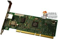 Scheda di rete lan COMPAQ 10/100/1000 PCI pci-64 PCI-X NC7770 GIGABIT RJ-45