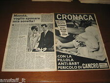 RIVISTA CRONACA=1965/19=DELITTO LA SPEZIA=CAPIZZI=ALBERT HEINSTEIN=