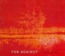 FOR AGAINST Black Soap CD (rare first recordings) Joy Division, Warsaw, Wire