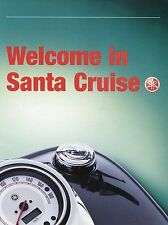 Prospekt Yamaha Santa Cruise 2000 Wild Star Silverado Drag Star 1100 Virago 535
