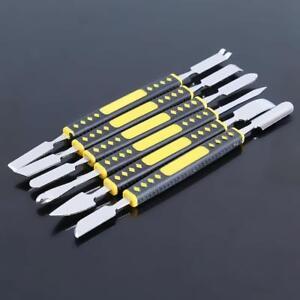 Mobile Phone Repair Spudger Pry Tools Kit Opening Tool Screwdriver Set KS
