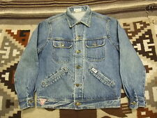 VTG 80s 90s Guess Georges Marciano Denim Jean Jacket Blue Medium M ASAP USA (N19