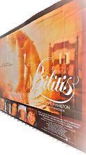 BILITIS ! david hamilton affiche geante 4x3m vintage 1976