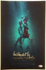 GUILLERMO DEL TORO Signed Shape of Water 11x17 Photo Director A Beckett BAS COA
