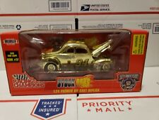 Bill Elliott #94 Racing Champions Stock Rods McDonald's 1940 Ford Coupe 1:24