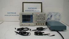 Tektronix Tds3014c 100 Mhz 4 Channel 125 Gss Digital Oscilloscope With Usb