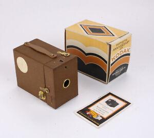 KODAK 50TH ANNIVERSARY (NO. 2 RAINBOW HAWKEYE) WITH NICE BOX/cks/215096
