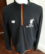 Men's New Balance Liverpool FC Bet Victor Football Training TOP //XXL