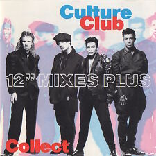 "CULTURE CLUB - BOY GEORGE - 12"" MIXES PLUS - COLLECT - CD - GAY INTEREST"