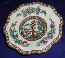 "BR1860 Coalport China Indian Tree Dessert Bowl 5-5/8"" Scalloped Edge Period 1801"