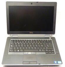 NOTEBOOK PC DELL LATITUDE E6430 INTEL I5 2.60GHz HDD 500GB RAM 4GB WIN 7 PRO