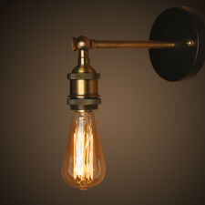 Modern Vintage Retro Industrial Wall Light Lamp Fixture Rustic Sconce Fitting UK