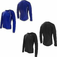 Long Sleeve Fitness Tops & Jerseys for Men with Breathable