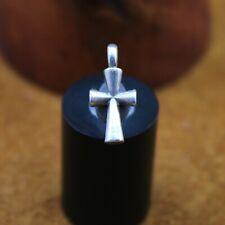 """James Avery Small """"St. Teresa"""" Cross Pendant Sterling Silver CM-2211"""