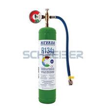 R134a DIY 1lt. - Zylinder inkl. DIY Manometer, 900gr., oder nur Flasche