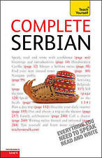Teach Yourself Complete Serbian (TY Complete Courses), Norris, Dr David, Ribnika