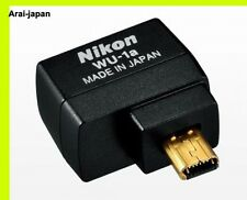 New Nikon WU-1a WU1A Wi-Fi Wireless Mobile Adapter Connector D3200 D5200 Japan