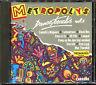 METROPOLYS DANCE TRACKS VOL.1 - MAXI VERSIONS - CD COMPILATION [1810]